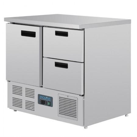 Cellule de refroidissement compacte - 3 x GN 2/3