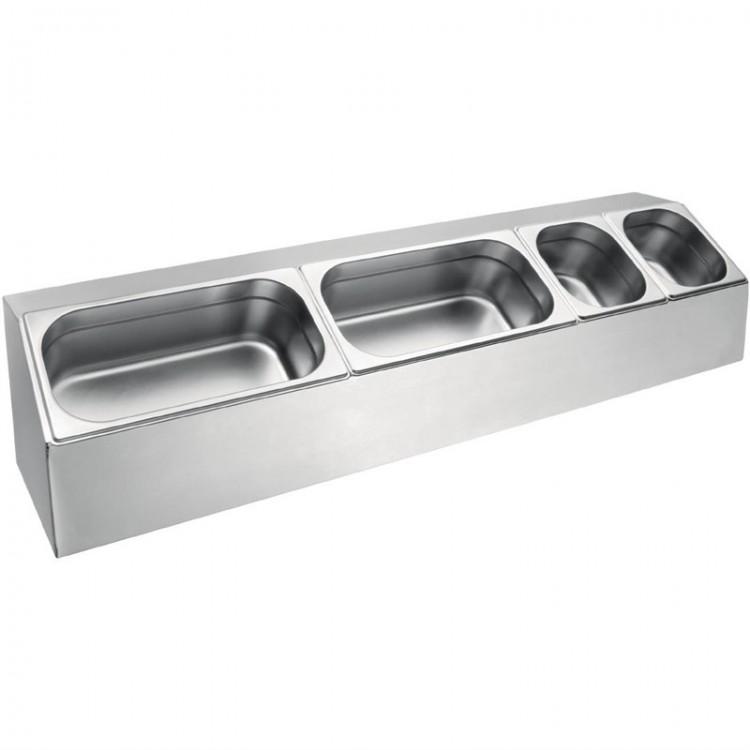 Passe-plat 1600 mm / H.400 mm