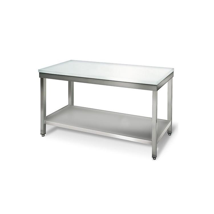 Table de boucher 1400 mm