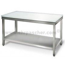 Table de boucher 1800 mm