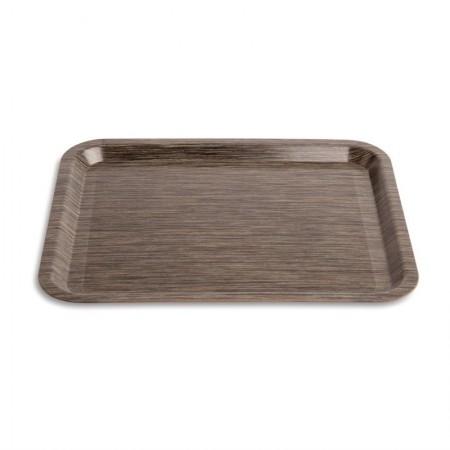 Plaque de cuisson électrique 300 x 600 mm (3kW) - Surface acier rainurée