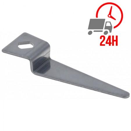 Friteuse électrique 2 x 10 litres (15kW) à poser - GASTRO M