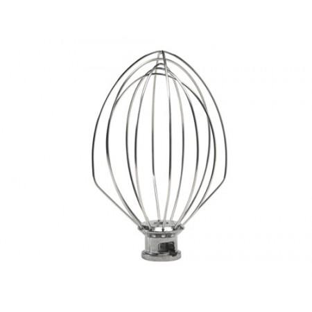 Plaque de cuisson gaz 600 x 600 mm (8kW) - Surface acier chromée