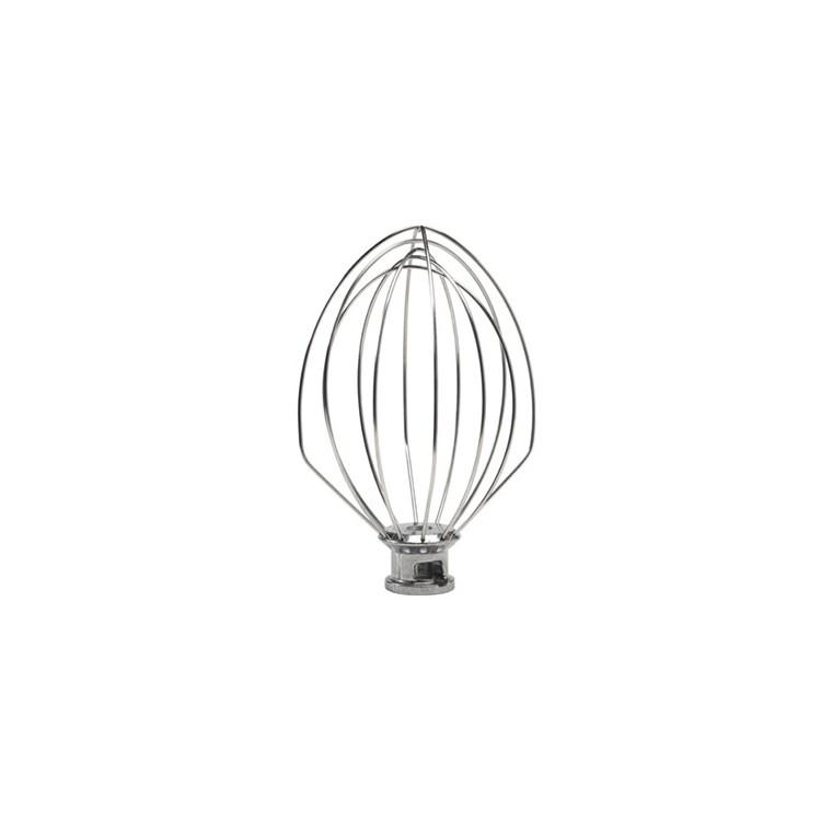 Plaque de cuisson gaz sur pieds 300 x 600 mm (4kW) - Surface acier rainurée