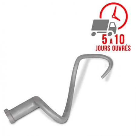 Plaque de cuisson gaz sur pieds 600 x 600 mm (8kW) - Surface acier rainurée