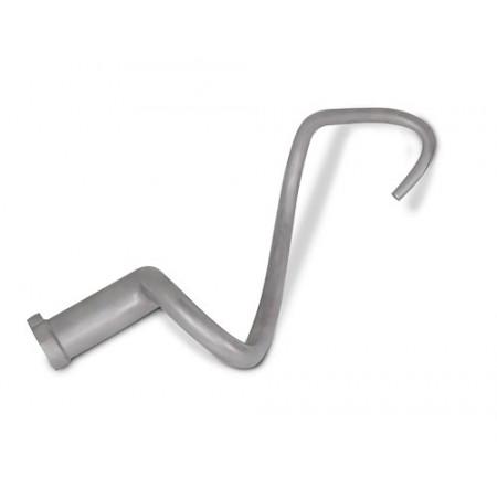 Plaque de cuisson gaz sur pieds 600 x 600 mm (8kW) - Surface acier demi lisse demi rainurée