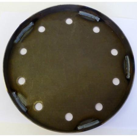 Disque à trancher Fin 1 mm (avec 1 lame ronde) / CHRPASCHER
