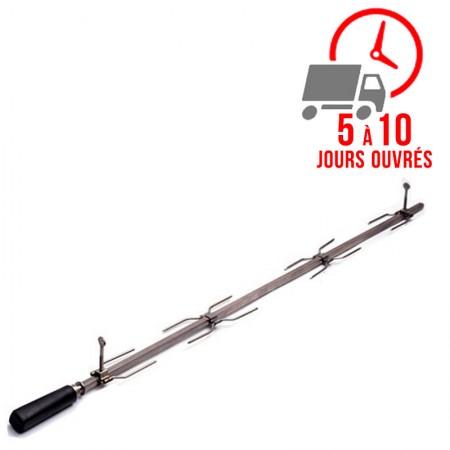 Disque à ondulés 4 mm (avec 2 lames) / CHRPASCHER