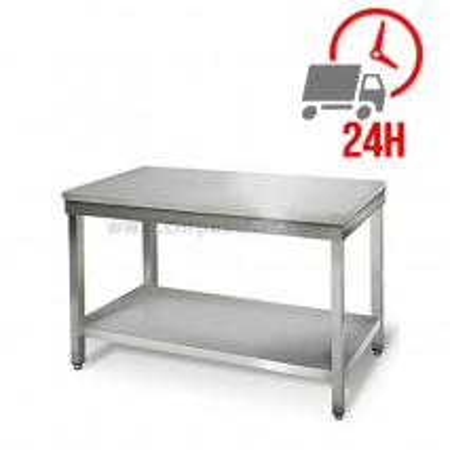Table inox 1000 x 600 mm / CHRPASCHER