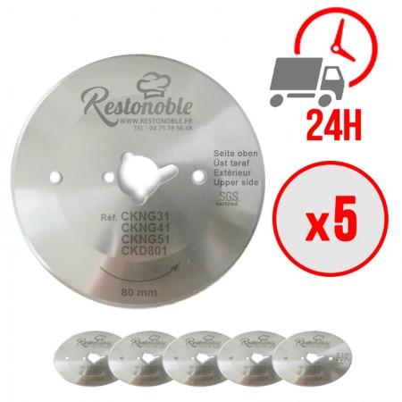 Table inox 2000 x 600 mm | Enlèvement entrepôt / CHRPASCHER