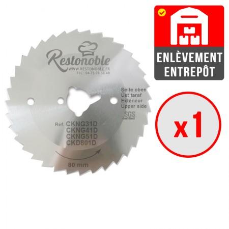 Table inox 2000 x 600 mm / CHRPASCHER