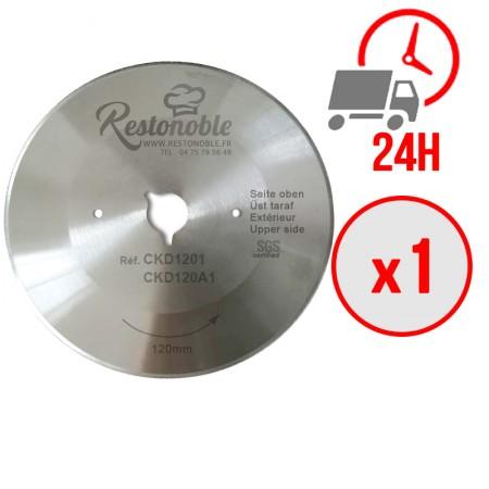 Table inox 700 x 600 mm adossée   Enlèvement entrepôt / CHRPASCHER