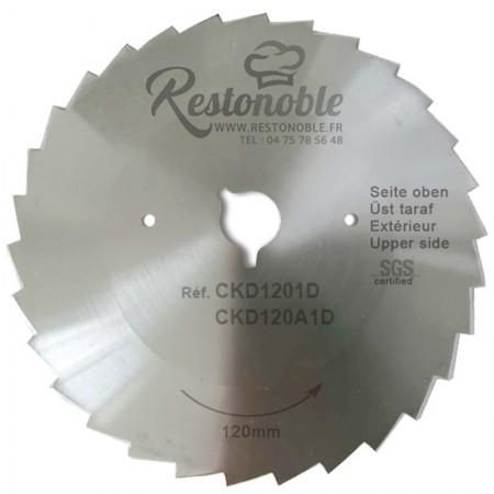 Table inox 800 x 600 mm adossée / CHRPASCHER