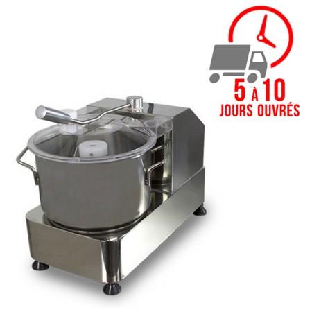 Table inox 1000 x 600 mm adossée / CHRPASCHER