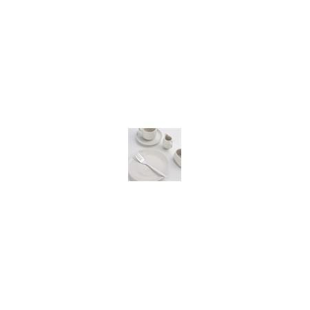 Corbeille à pain en osier ovale / x6 / Olympia