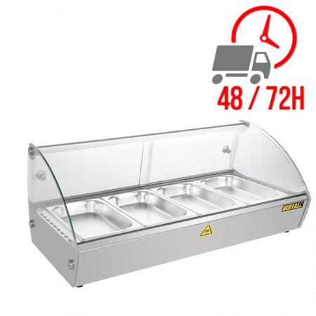 Meuble bas inox 600 x 600 mm / CHRPASCHER | Enlèvement entrepôt