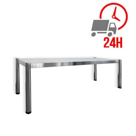 Chaise Lana - Rouge | Enlèvement entrepôt / CHRPASCHER