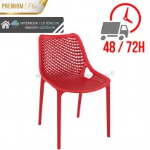 Chaise Elif - Rouge / CHRPASCHER