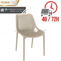 Chaise Elif - Taupe / CHRPASCHER