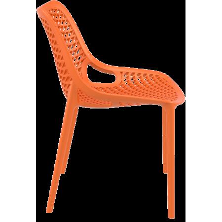 Fauteuil Elif - Orange / CHRPASCHER | Enlèvement entrepôt