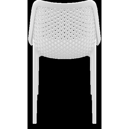 Chaise de bar Elif - Noir / CHRPASCHER