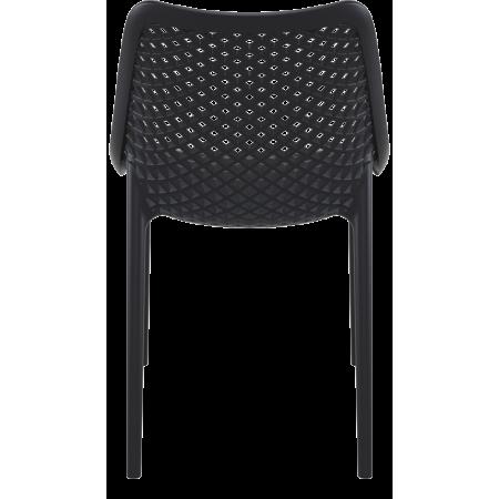 Chaise de bar Elif - Blanc / CHRPASCHER