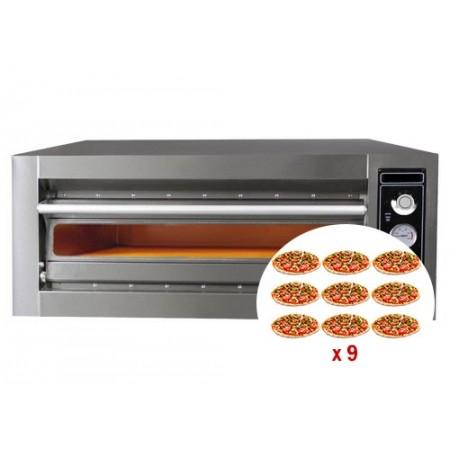 Four à pizza électrique 9 x 30 cm