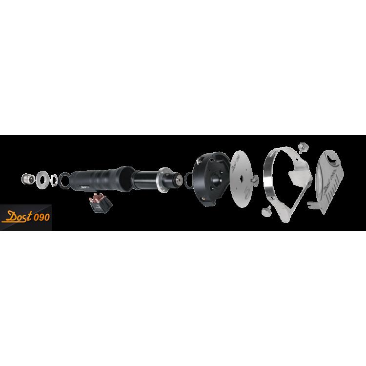 Réfrigérateur inox 600 L / 2 Portillons